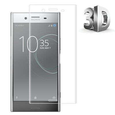 $ CDN16.23 • Buy Sony Xperia XZ Premium Film Toughened Glass Resistant On For All Of L Screen