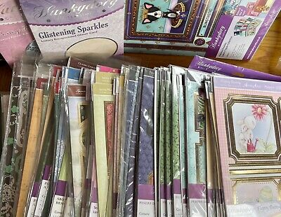 £3.95 • Buy Hunkydory - Deluxe Card Collections, Luxury Topper Packs, Paper & Card Packs