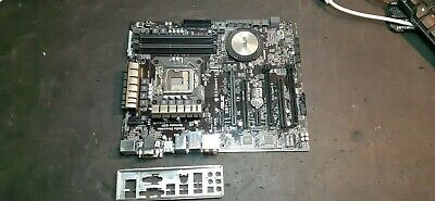 AU170.41 • Buy Asus Z97-a Motherboard I/O Plate