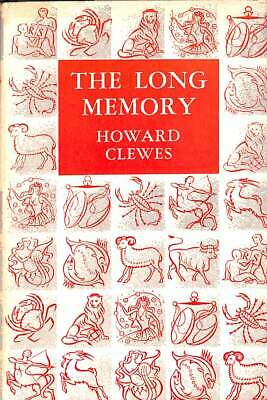 £2.73 • Buy The Long Memory, Clewes, Howard, Good Condition Book, ISBN