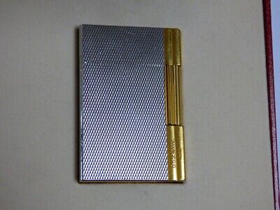 AU476.95 • Buy S T Dupont Gatsby Lighter - Bi - Coloured - Comes Boxed With Papers