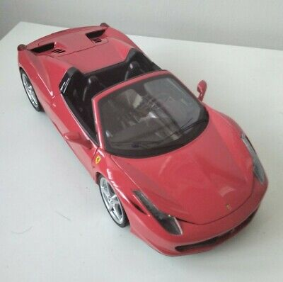 1:18  Ferrari 458 Spider - Hot Wheels Elite Rare  • 84.99£