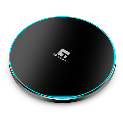 $ CDN9.78 • Buy Qi Wireless Charger Fast Charging Pad For IPhone 12 SE 11 Pro Max XR XS 8 Plus