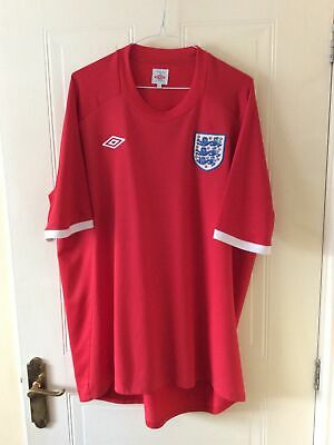 £29.95 • Buy England 2010 South Africa World Cup Away Football Shirt- Adult Chest Size 48