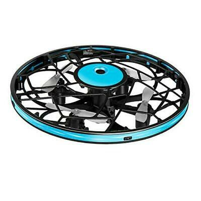 AU41.76 • Buy Hand Operated Drones For Kids Toddlers Adults - Mini LED Hands Drone For Blue