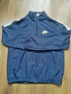 £12 • Buy Nike Track Top Size UK L Blue Great Condition