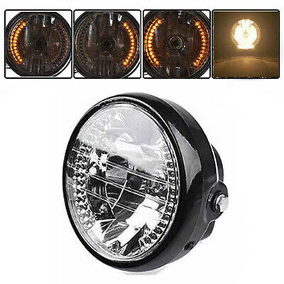 AU26.10 • Buy Universal 7Inch Motorcycle Headlight LED Turn Signal Light For Motorcy Z9