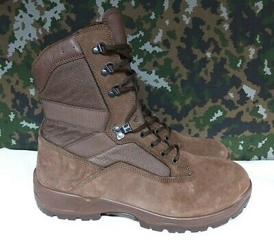 $66.35 • Buy NEW YDS Falcon Army SAS Military Surplus Brown MTP Male Combat Assault Boots 13