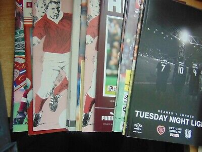 £1.99 • Buy Hearts FC Home Programmes 1980s-2000s Choose Games From Menu, UPDATED 22/3/21