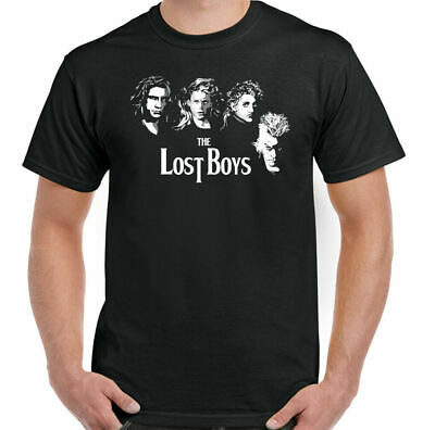 £9.49 • Buy The Lost Boys T-Shirt, Mens Vampire Unisex Top Movie 80's Cult Classic Gift