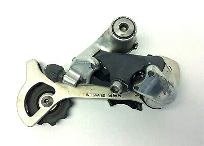 $50 • Buy Used Shimano Deore XT RD-M739 Integrated 8 SIS Bike Bicycle Rear Derailleuer