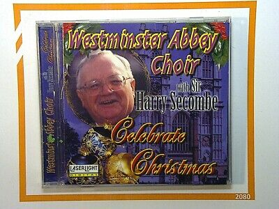 £2.99 • Buy Westminster Abbey Choir Harry SecombeCelebrate Christmas CD Nr Mint