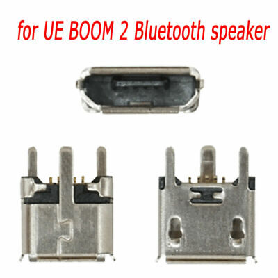 AU6.02 • Buy 1pc Micro USB Charging Port Power Charger For UE BOOM 2 Bluetooth Speaker Parts