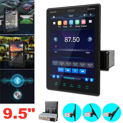 $134.47 • Buy 9.5  HD 1080P Android10.1 Bluetooth Car Video Stereo GPS Navigation MP5 Player