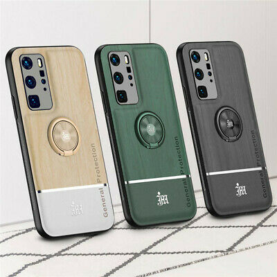 Hybrid Case For Huawei P20 P30 P40 Lite Mate 20 30 40 Honor 30 Pro Back Cover • 4.55£