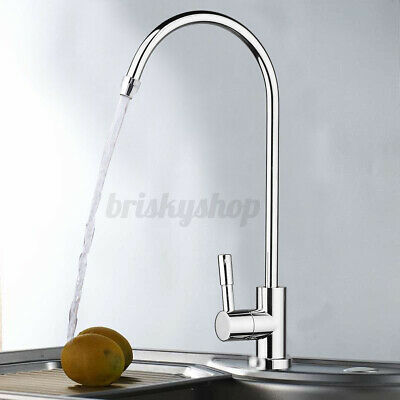 £9.26 • Buy Morden Kitchen RO Drinking Water Filter Faucet Reverse Osmosis System Sink Tap