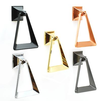 £3.99 • Buy TRIANGLE Pull Swing Drop Kitchen Cabinet Drawer Cupboard Knob Handle