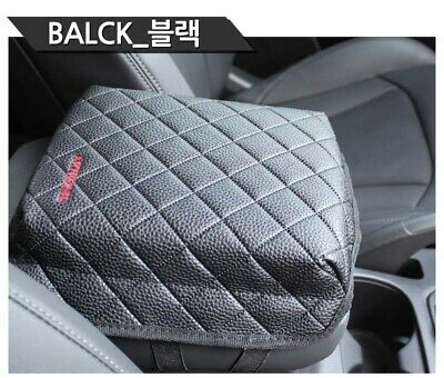 AU59.95 • Buy PU Leather Center Console Armrest Cushion For 2019 2020 Ssangyong Musso & XLV