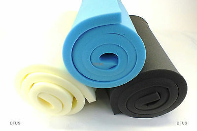 £0.99 • Buy UPHOLSTERY FOAM SHEET. LOW / MEDIUM / HIGH DENSITY. 80  X 20  ANY THICKNESS SIZE