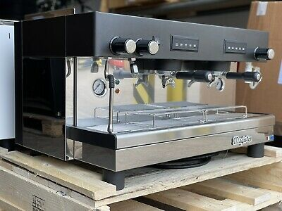 £3200 • Buy DUAL FUEL NEW Italian Magister 2 Group Fully Automatic Espresso Coffee Machine