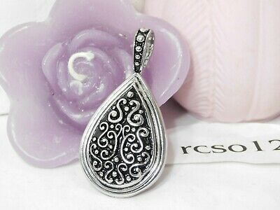 $ CDN9.65 • Buy Beautiful Lia Sophia  BROCADE  Pendant Slide,  NWOT