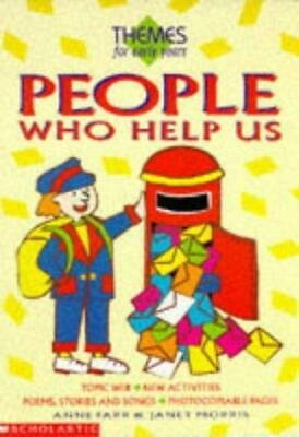 £2.73 • Buy People Who Help Us (Themes For Early Years), Very Good Condition Book, Janet Mor