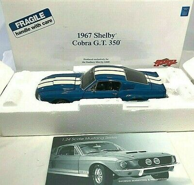 $425 • Buy Danbury Mint By GMP 1967 Shelby Cobra GT 350 LE - LAST ONE!