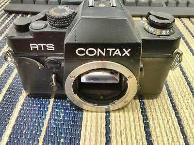 $ CDN259.10 • Buy [For Parts] Contax Film Camera Body Rts 078148