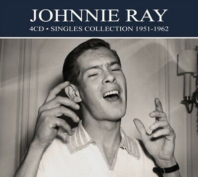 £6.96 • Buy JOHNNY RAY Singles Collection 1951-1962 CD NEW & SEALED