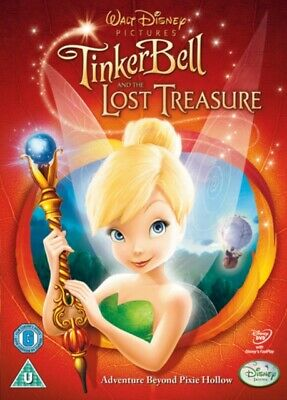 £4.98 • Buy Tinkerbell 2 The Lost Treasure DVD *NEW*