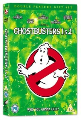 £3.93 • Buy Ghostbusters 1 & 2 DVD *NEW*