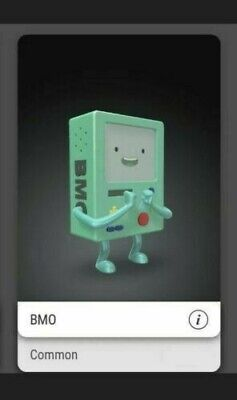 $44.99 • Buy VeVe NFT Adventure Time Beemo (BMO) First Appearance - CHINA REGION EXCLUSIVE