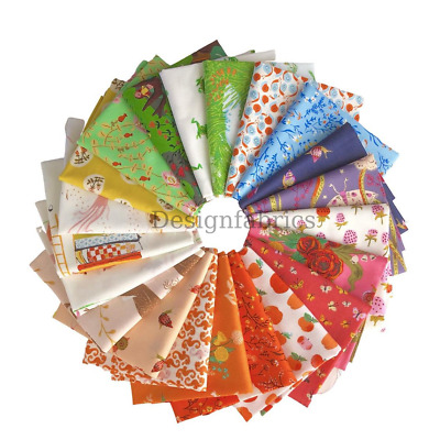 AU69.90 • Buy Heather Ross 20th Anniversary Collection For Windham Fabrics - Fat Quarter