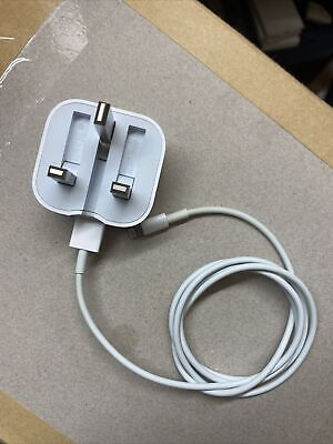 £12.99 • Buy Genuine Apple IPhone  Charger  Plug And USB Data Cable For 11, 12 Pro Max
