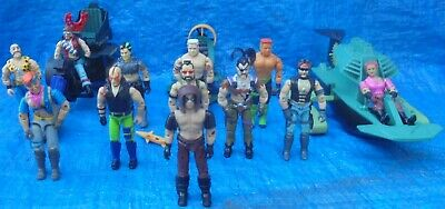 $ CDN317.83 • Buy GI Joe ARAH Dreadnok Action Figure Vehicle Lot Hasbro VTG Zaratan Zarana Zandar