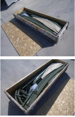 $1850 • Buy M35A2 2.5 Ton Cargo Cover Kit Green 12' FOOT  2540-00-319-5724 11672524 Soft
