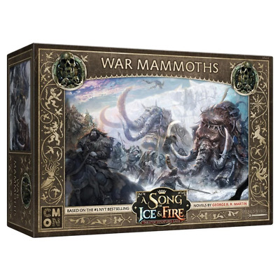£28 • Buy War Mammoths: A Song Of Ice And Fire