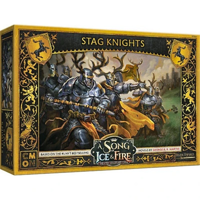 £28 • Buy Stag Knights: A Song Of Ice And Fire
