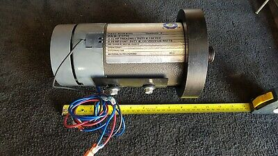 AU250 • Buy Treadmill Motor Nordictrack M-316708 DC Motor PMDC 2.75HP Continuous Duty At 130