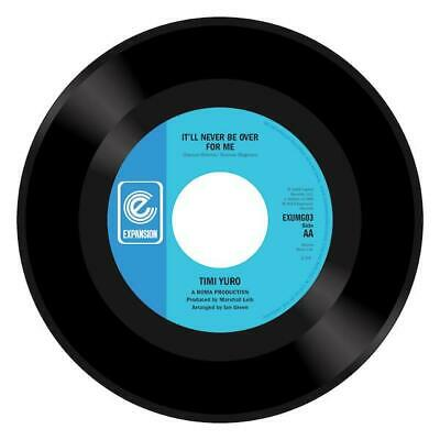 TIMI YURO It'll Never Be Over For Me / As Long As... New Northern Soul 45 60s 7  • 13.99£