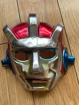 $ CDN9.27 • Buy Vintage Halloween Plastic Robot Mask Made In Hong Kong, No String - See Pictures