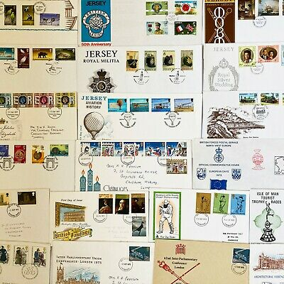 £2 • Buy GB FDC 1971-2001 Commemorative First Day Covers Multiple Listing