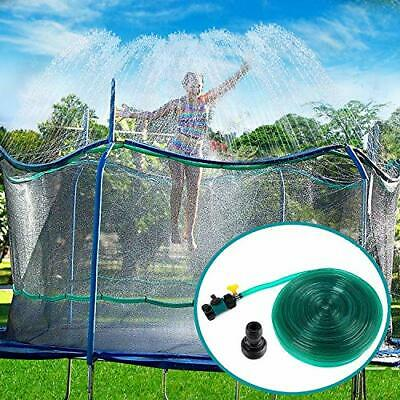AU46.78 • Buy Trampoline Sprinkler For Kids Outdoor Water Game Toys Summer Fun Water Park