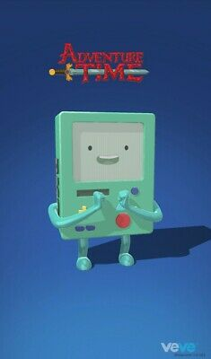 $74.99 • Buy VeVe NFT BMO - Adventure Time - First Appearance  (SOLD OUT)