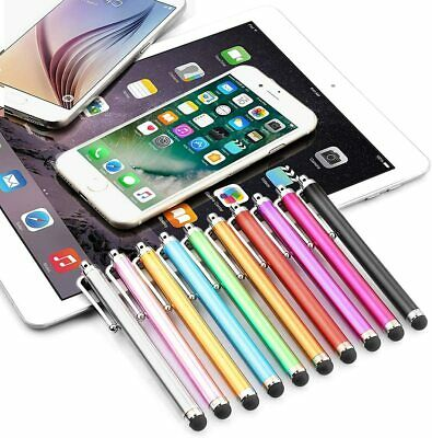 £3.99 • Buy 10x Aluminium Touch Screen Stylus Pen For IPhone Tablet Samsung Android IPad New
