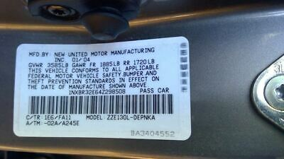 $45 • Buy Heater Climate Temperature Control With AC Fits 03-08 COROLLA 3440050