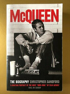 £6.50 • Buy McQueen Biography By Christopher Sandford 2002  Paperback Book (818c)