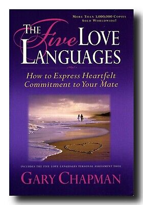 AU16.90 • Buy Gary Chapman THE FIVE LOVE LANGUAGES 5 Marriage Love Relationships