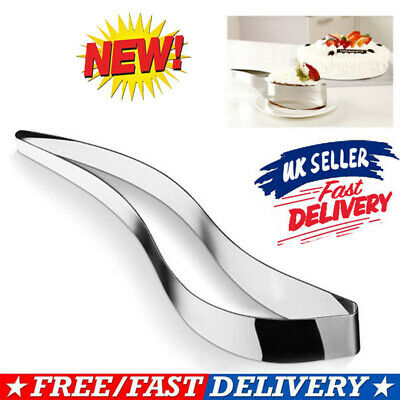 £4.99 • Buy Stainless Steel Perfect Cake Slicer Cutter Shape Kitchen Utensils Gadget Tools
