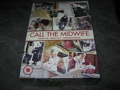 £7.99 • Buy Call The Midwife - The Collection (DVD, 2013, 6-Disc Set, Box Set) New Sealed